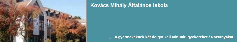 Kovács Mihály Általános Iskola